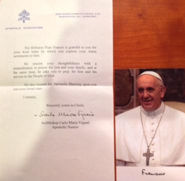 Pope Francis - Papa Francesco