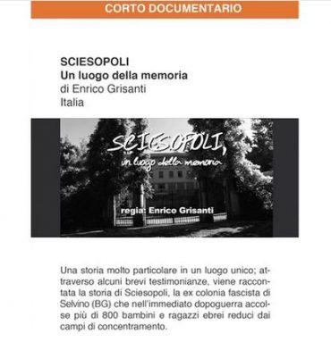 Cinechildren Sciesopoli di Enrico Grisanti