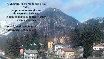 Sciesopoli poesia di Aurora Cantini