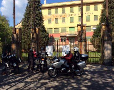 Motociclisti Slow Rider