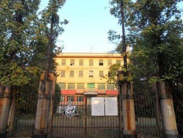 Accesso attuale a Sciesopoli