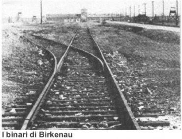 1944 I binari di Birkenau