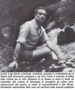 1946-Luigi Gorini del CLN di Milano