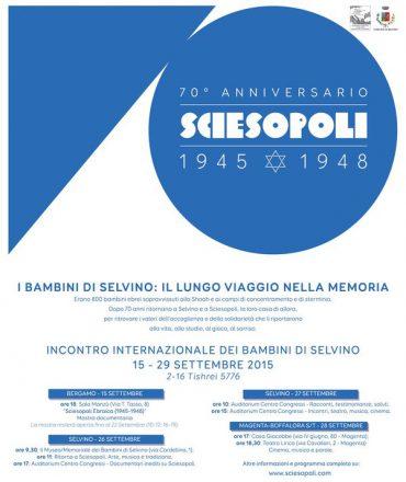 Incontro Sciesopoli 15-29 sett. 2015