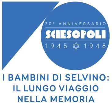 logo celebrazione 70° di Sceisopoli