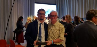 Matteo Fontana Premio Stampa Israele 2018