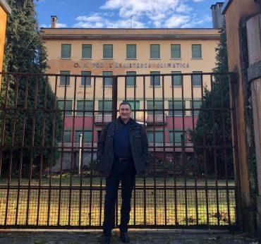 Haim Pelts visit to Selvino
