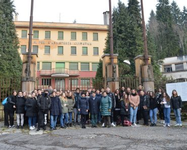Scuola Mantegna a Sciesopoli