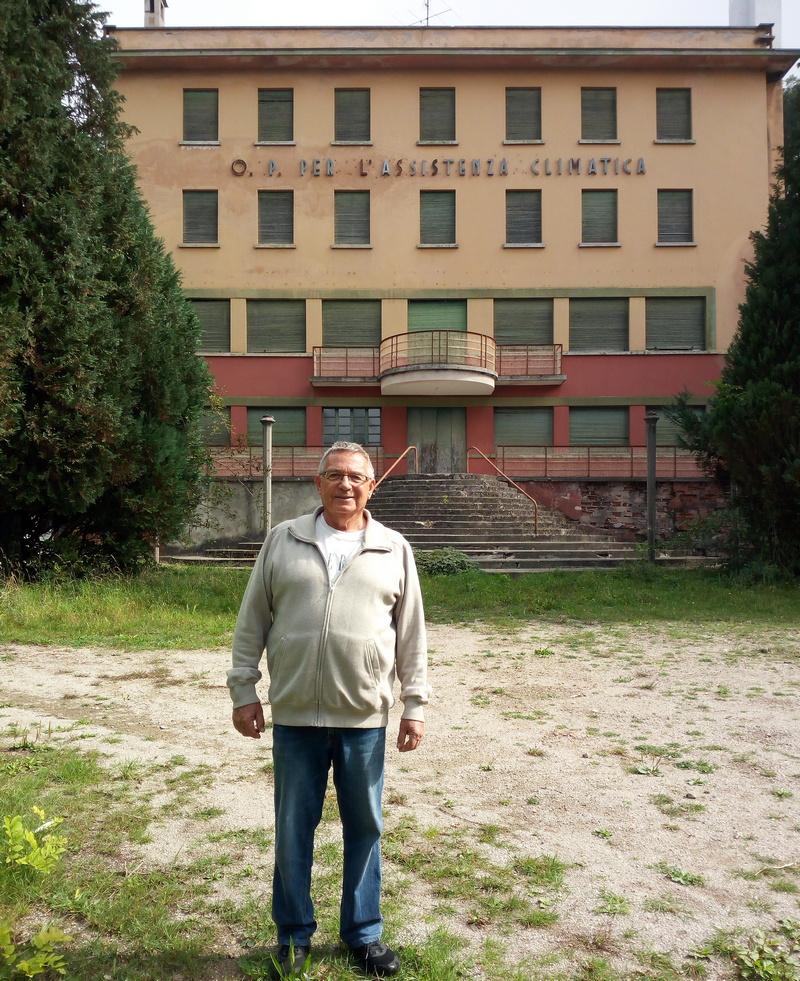 2019-09-26 Avner Zeiri in visita a Selvino